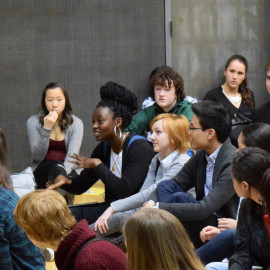 Students share why they love career days