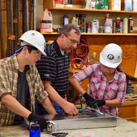 First PACE Mentorship Program connects students to the trades