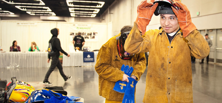 Expo 2016: Photo galleries of manufacturing, energy, auto and Port of Portland exhibitors