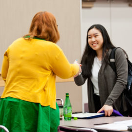 Volunteer opportunity, Oct. 11: Help high school students shine in their first job search