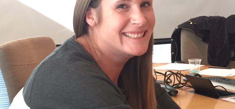 Meet a PWA Board Member: Anna Yates
