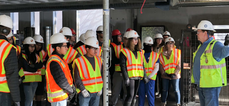 Career Day at catena consulting engineers