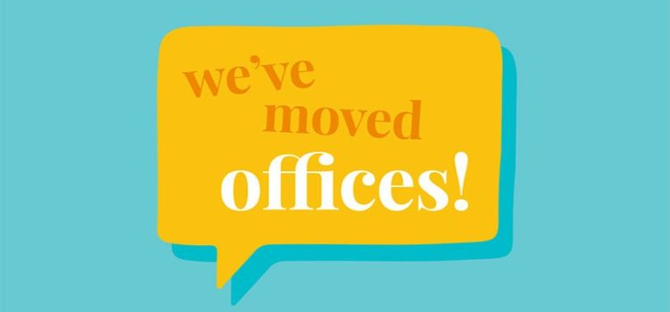 We've moved! PWA has new offices