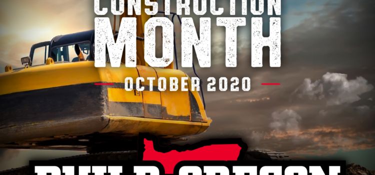 October is Careers in Construction Month
