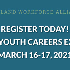 Register today! NW Youth Careers Expo: March 16-17, 2021