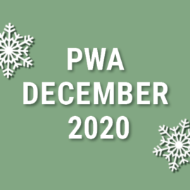 PWA December 2020: Rising to the Challenge